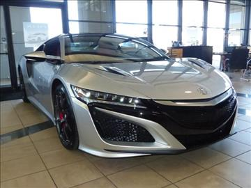 Acura Nsx For Sale Carsforsale Com