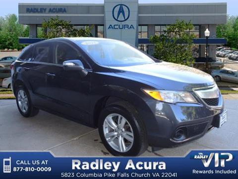 2014 Acura RDX for sale in Falls Church, VA