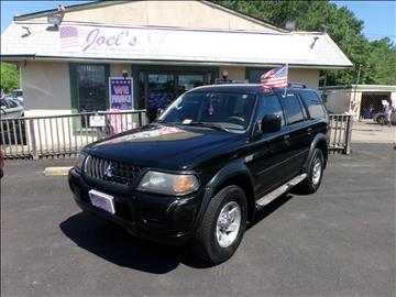 2003 Mitsubishi Montero Sport for sale in Norfolk, VA