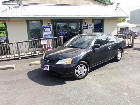 2002 Honda Civic for sale in Norfolk VA