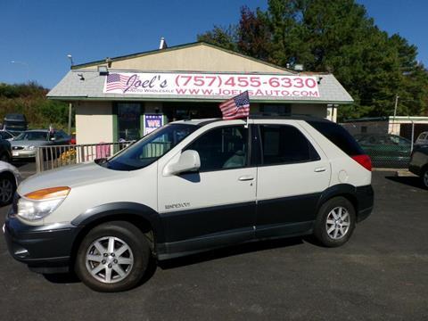 2003 Buick Rendezvous for sale in Norfolk VA