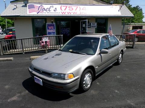 1992 Honda Accord for sale in Norfolk, VA