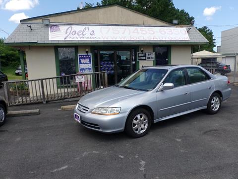 2001 Honda Accord for sale in Norfolk VA