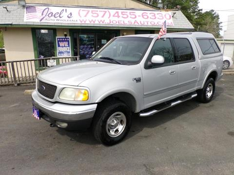 2002 Ford F-150 for sale in Norfolk VA