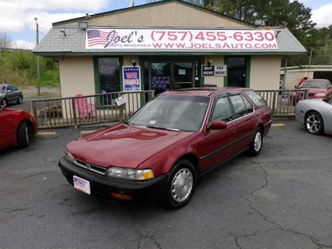 1993 Honda Accord for sale in Norfolk VA