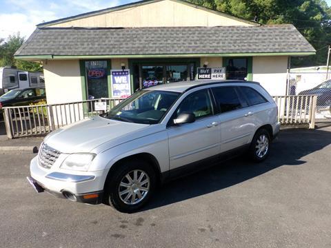 2006 Chrysler Pacifica for sale in Norfolk VA