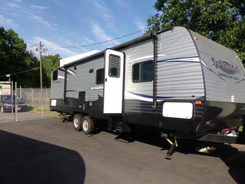 2017 Keystone Springdale 282BH for sale in Norfolk, VA