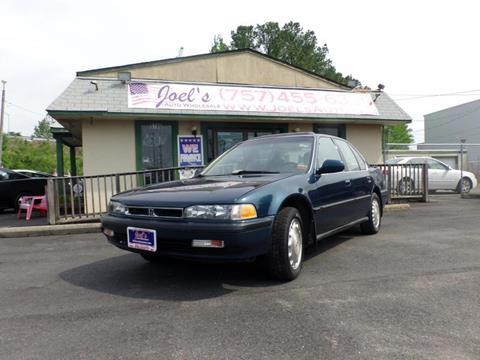 1991 Honda Accord for sale in Norfolk VA