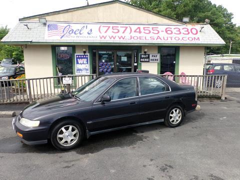 1995 Honda Accord for sale in Norfolk, VA