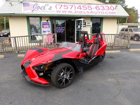 2015 Polaris Slingshot for sale in Norfolk VA