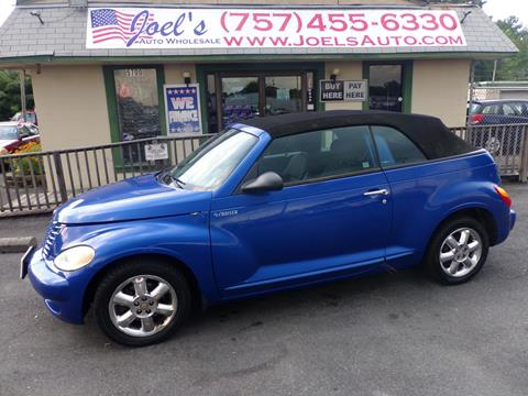2005 Chrysler PT Cruiser for sale in Norfolk VA