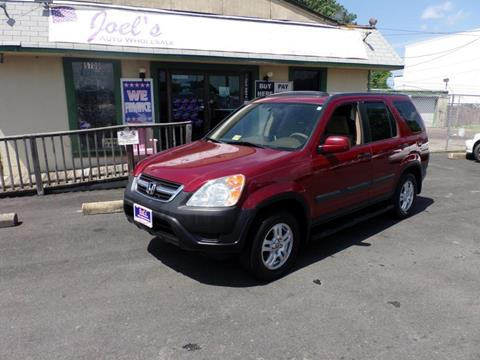 2002 Honda CR-V for sale in Norfolk, VA