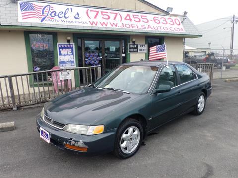 1997 Honda Accord for sale in Norfolk VA