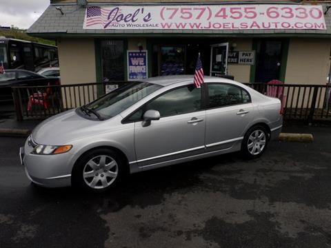 2007 Honda Civic for sale in Norfolk, VA