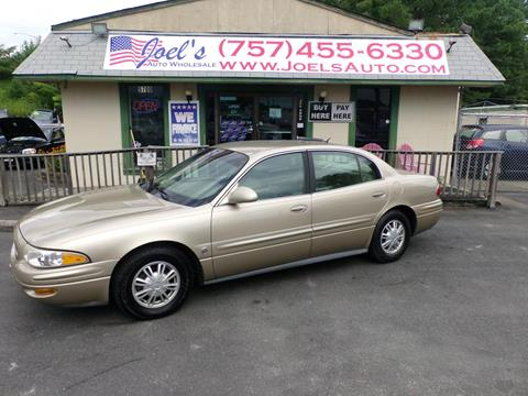 2005 Buick LeSabre for sale in Norfolk VA