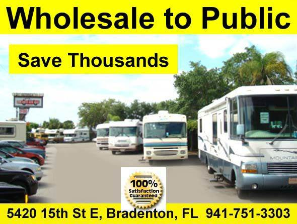 2000 Fleetwood Bounder 36 Foot Slide Our - Bradenton FL