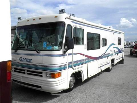 1995 Tiffin Allegro 31 Foot