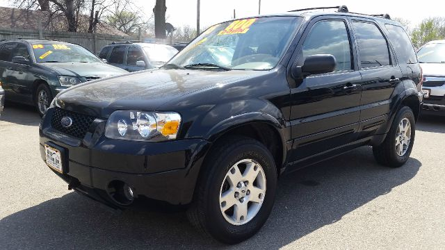 2005 ford escape limited awd 4dr suv waterloo ia. Black Bedroom Furniture Sets. Home Design Ideas