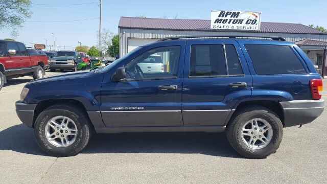 2002 Jeep Grand Cherokee 4dr Laredo 4wd Suv In Waterloo Ia Rpm Motor Company