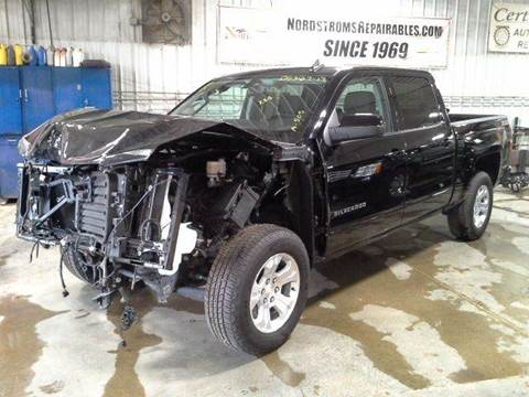 2017 Chevrolet Silverado 1500 for sale in Garretson, SD