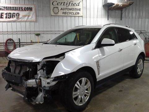 2011 Cadillac SRX for sale in Garretson, SD