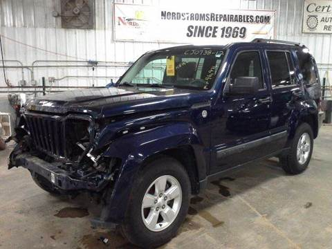 2012 Jeep Liberty for sale in Garretson, SD