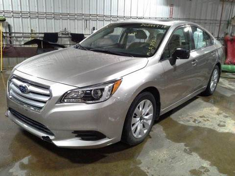 2016 Subaru Legacy for sale in Garretson, SD