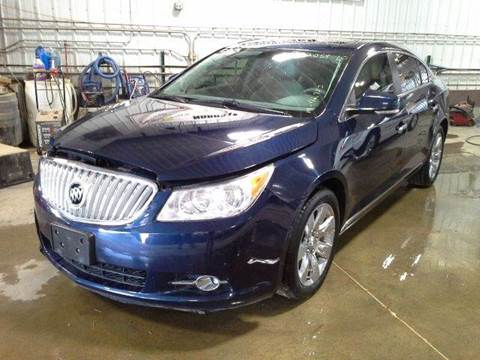 2010 Buick LaCrosse for sale in Garretson, SD