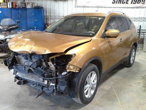 2015 Nissan Rogue for sale in Garretson, SD