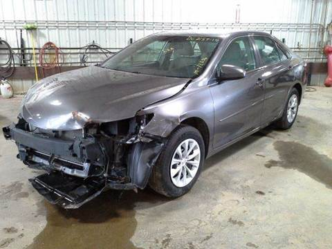 2015 Toyota Camry for sale in Garretson, SD