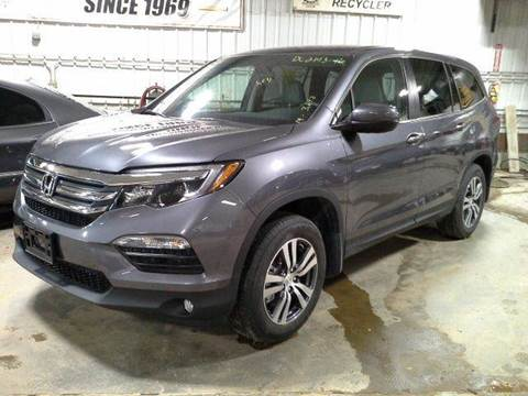 2016 Honda Pilot for sale in Garretson, SD