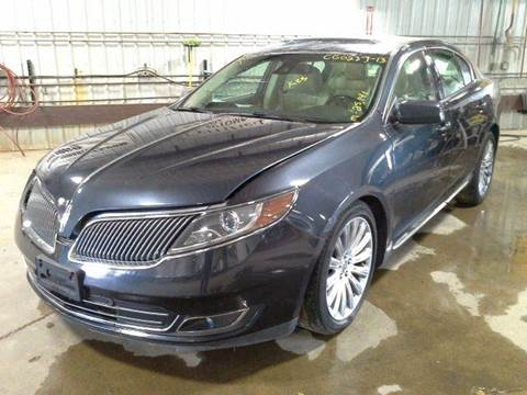 2013 Lincoln MKS for sale in Garretson, SD
