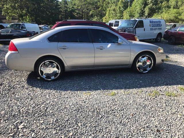 2006 Chevrolet Impala LT 4dr Sedan w/3.5L - Charleston SC