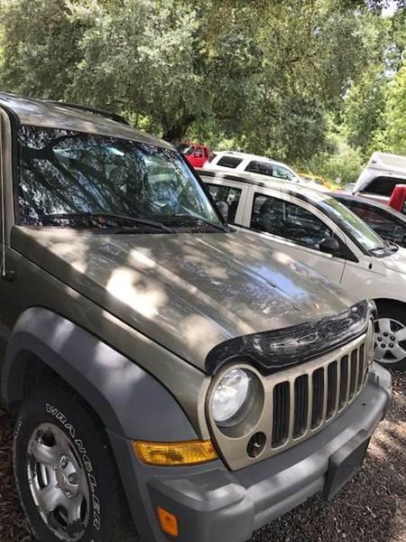 2005 Jeep Liberty Sport 4WD 4dr SUV - Charleston SC