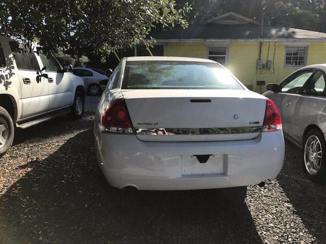 2010 Chevrolet Impala Unmarked Police 4dr Sedan w/1LS - Charleston SC