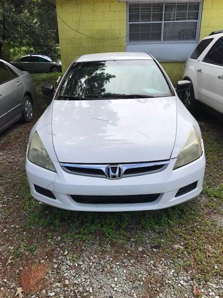 2006 Honda Accord Value Package 4dr Sedan 5A - Charleston SC