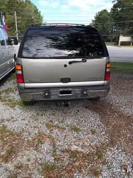 2000 Chevrolet Tahoe for sale in Charleston, SC