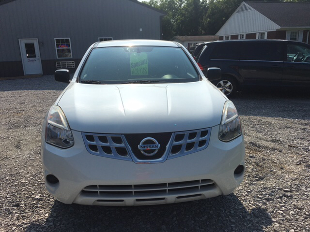 2012 Nissan Rogue S 4dr Crossover - Cannelton IN