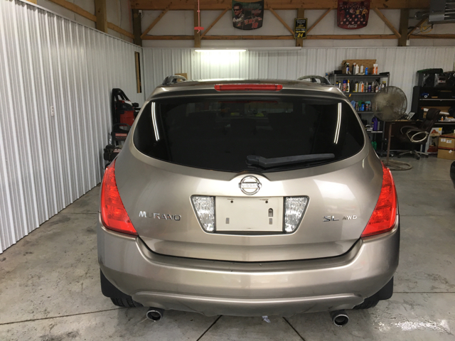2003 Nissan Murano AWD SL 4dr SUV - Cannelton IN