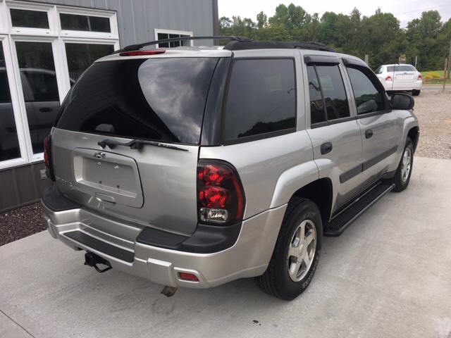 2005 Chevrolet TrailBlazer LS 4WD 4dr SUV - Cannelton IN