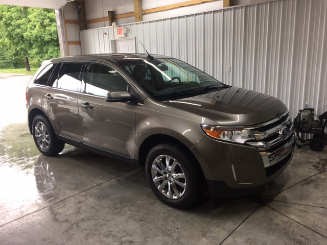 2014 Ford Edge Limited 4dr Crossover - Cannelton IN