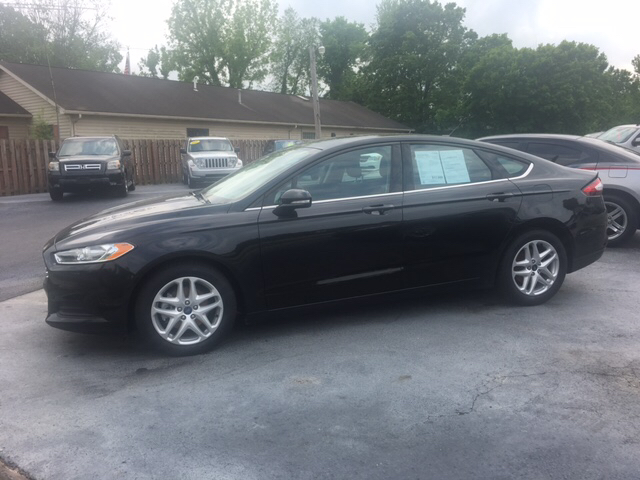 2014 Ford Fusion SE 4dr Sedan - Cannelton IN