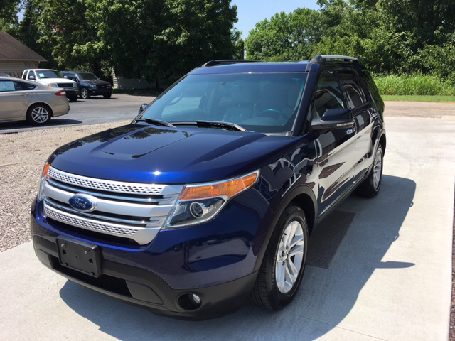2011 Ford Explorer XLT 4dr SUV - Cannelton IN