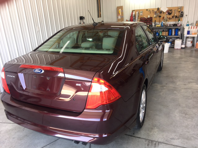 2012 Ford Fusion SE 4dr Sedan - Cannelton IN