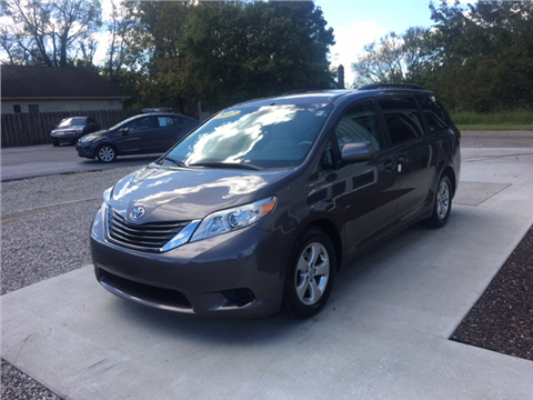 2012 Toyota Sienna for sale in Cannelton, IN