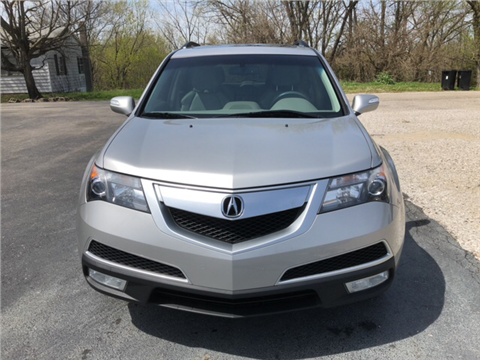 2012 Acura MDX for sale in Cannelton, IN