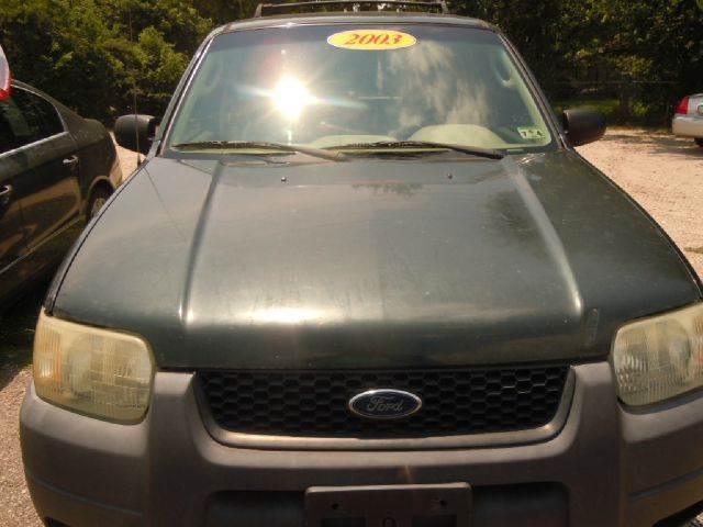 2003 Ford Escape for sale in La Porte TX