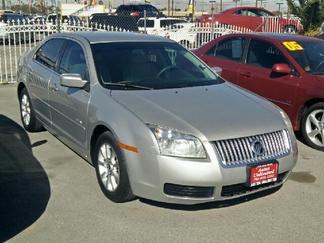 Used Cars in Las Vegas 2008 Mercury Milan