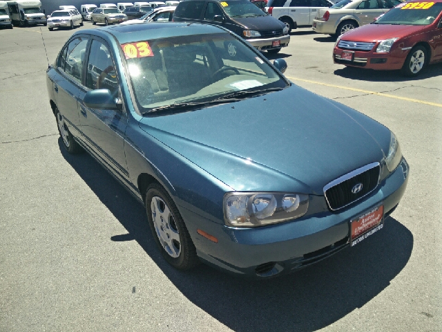 Used Cars in Las Vegas 2003 Hyundai Elantra