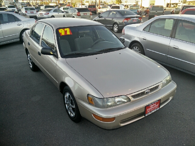 Used Cars in Las Vegas 1997 Toyota Corolla